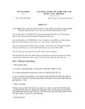 Thông tư số 172/2012/TT-BTC