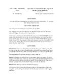 Quyết định số  1632/QĐ-TTg