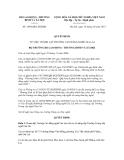 Quyết định số 1450/QĐ-LĐTBXH