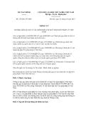 Thông tư số 174/2012/TT-BTC