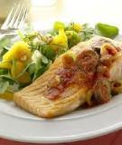 Những bộ phận của cá giúp cho cơ thể khỏe mạnh