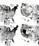 GEOGRAPHIC VARIATION IN U.S. THYROID CANCER INCIDENCE, AND A  CLUSTER NEAR NUCLEAR REACTORS IN NEW JERSEY, NEW YORK, AND  PENNSYLVANIA