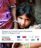 Progress in Cervical Cancer Prevention: The CCA Report Card