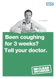 Been coughing  for 3 weeks?   Tell your doctor