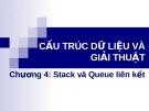 Chương 4: Stack và Queue liên kết