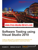 Tài liệu Software Testing using Visual Studio 2010