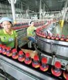 Bài giảng Công nghệ sản xuất đồ uống - Nguyễn Thị Thanh Tịnh