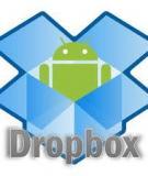 Kích hoạt bảo mật hai lớp với tài khoản Dropbox