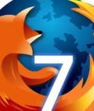 7 lý do nâng cấp lên Firefox 7