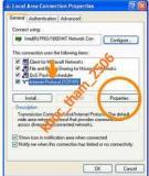 Hướng dẫn đổi DNS Server