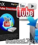 Tải video clip trên YouTube với định dạng siêu nét