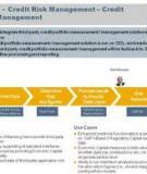 Portfolio Credit Risk