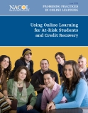Using Online Learning for At-Risk Students and Credit Recovery