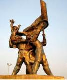 Chất liệu đồng trong điêu khắc tượng đài