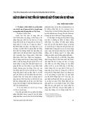 """Báo cáo """" Luật so sánh và thực tiễn xây dựng Bộ luật Tố tụng dân sự Việt Nam """""""