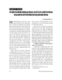 """Báo cáo """"Tác động của hiệp định thương mại Việt Nam - Hoa Kì và các cam kết của Việt Nam khi gia nhập WTO đối với hệ thống pháp luật ngân hàng Việt Nam """""""