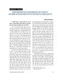 """Báo cáo """"     Hoàn thiện pháp luật về cạnh tranh của các tổ chức có hoạt động ngân hàng trước yêu cầu thực hiện các cam kết quốc tế """""""