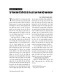 """Báo cáo """" Tập trung kinh tế dưới góc độ của luật cạnh tranh Việt Nam năm 2004 """""""