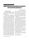 """Báo cáo """"Khái niệm tội phạm và phân loại tội phạm trong pháp luật hình sự Hoa Kỳ vài nét so sánh với pháp luật hình sự Việt Nam """""""