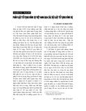 """Báo cáo """" Pháp luật tố tụng hình sự Việt Nam qua các Bộ luật Tố tụng hình sự """""""