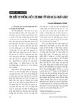 """Báo cáo """" Tìm hiểu tư tưởng Hồ Chí Minh về văn hoá pháp luật """""""