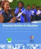 Potential Attrition in Education