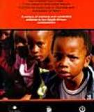 A Census of Orphans and Vulnerable Children in Two Villages in Botswana