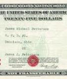 The U.S. Savings Bonds Owner's Manual