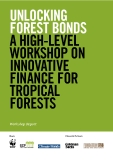 UNLOCKING FOREST BONDS A HIGH-LEVEL WORKSHOP ON INNOVATIVE FINANCE FOR TROPICAL FORESTS