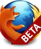 """Firefox 3.6.4 có khả năng chống """"treo"""""""