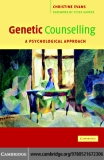 Genetic Counselling A Psychological Conversation