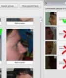 Picasa 3.5: Thêm tính năng phân loại ảnh theo gương mặt