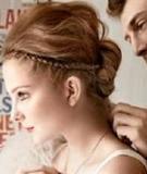 F5 tóc xoăn đơn điệu thành 2 kiểu sành điệu dự tiệc
