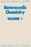 Heterocyclic Chemistry  Volume 1