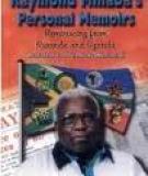 Sách Raymond Mhlaba's Personal Memoirs