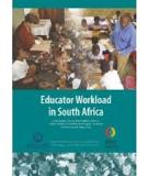 Educator workload in South Africa