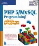PHP 5/MySQL Programming