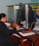 Kỹ thuật xây dựng và ban hành văn bản quản lý hành chính nhà nước - ThS. Tạ Thị Thanh Tâm