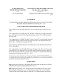 Quyết định số 5212/QĐ-UBND