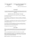 Quyết định số 4137/QĐ-BVHTTDL