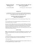 Nghị quyết số 36/2012/NQ-HĐND