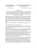 Thông báo số 5125/TB-BNN-VP