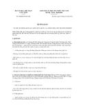 Hướng dẫn số 3420/HD-BVHTTDL