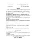 Thông tư số 30/2012/TT-BCT