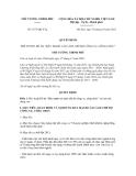 Quyết định số 1557/QĐ-TTg