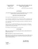 Quyết định số 1403/QĐ-UBND