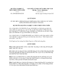Quyết định số 2390/QĐ-BNN-KTHT