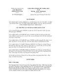 Quyết định số 990/QĐ-HQQNa