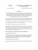 Thông tư số 05/2012/TT-BNV