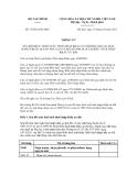Thông tư số 170/2012/TT-BTC